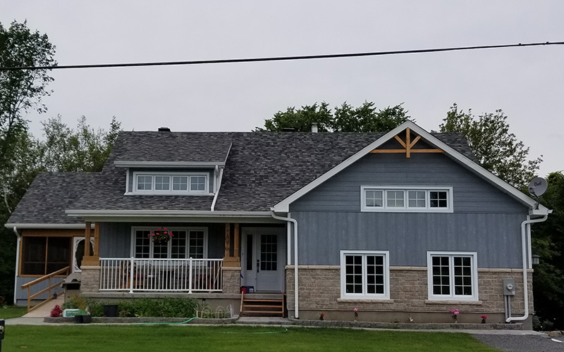 Roofing Gable 2 Gable Renovations 738 Selkirk Rd